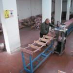 Çarmıh üretim - Ladder production