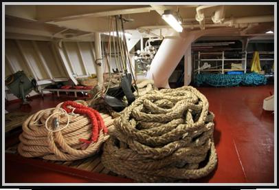 Bosun Deniz Emniyet Malzemeleri